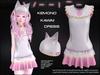 :: Wretch :: Kemono Kawaii Dress