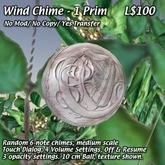 R(S)W Wind Chimes - One Prim