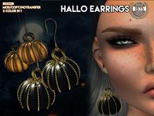 [Since1975]- Hallo Earrings
