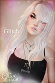 .Olive. the Glitch Hair - FATPACK