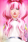 .Olive. the Yumi Hair - FATPACK