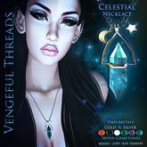 Vengeful Threads - ORIGINAL MESH - Celestial Necklace