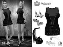 AdoreZ-Mille Dress   DEMO