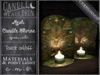 {C&C} Cernunnos Candle Shrine
