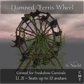 *~ by Nacht ~ Damned Ferris Wheel