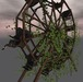 * by nacht   ferris wheel 2