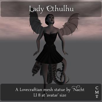 *~ by Nacht ~ Lady Cthulhu