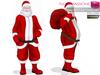 Full Perm MI Santa Full Character Avatar - Premier, PSD, DAE Files