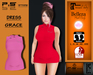 ..:: P.S Store ::.. DRESS MIUKI + HUD 25 COLORS
