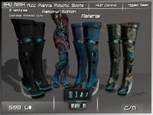 N.cc Fianna Robotic Boots( Kemono)