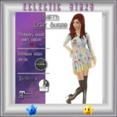 Eclectic Stars - Shifty - Light Sugar