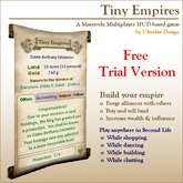 Tiny Empires - Free Trial - Massively Multiplayer HUD Game