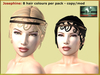 DEMO Bliensen + MaiTai Hair -Josephine - Flapper Hair