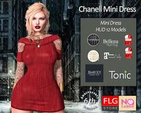 ::FLG No Cabide - Chanell Mini Dress - HUD 12  Models::