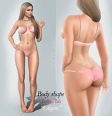 """GOLDI // Body shape/Belleza Isis - """"Elegant"""""""