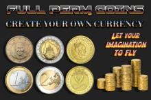 Full Perm CURRENCY COIN
