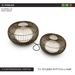 ::TA Studio Rattan Lamp - Copy