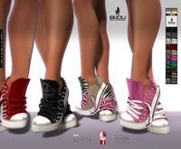 | bijou | Spike Tip Toe Sneakers ~ fits, maitreya, slink, bellaza