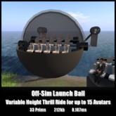 Off-Sim Launch Ball *0.187ms* Both on-sim and off-sim use