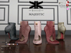 Majestic :: Ankle Boots :: 10 Colors :: {kokoia}