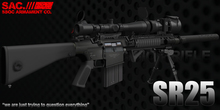 [SAC] SR-25 Advanced Precision Sniper Rifle v1.20 Box