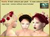 DEMO Bliensen + MaiTai Hair - Rosita - Braided Hair with optional roses