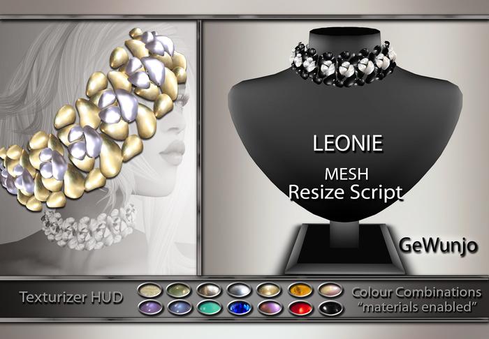 GeWunjo : LEONIE necklace