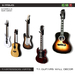 ::TA Guitars Wall Decor - Copy
