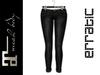 erratic / swift - jeans / black (maitreya)