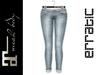 erratic / swift - jeans / light blue 2 (maitreya)