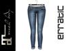 erratic / swift - jeans / regular 1 (maitreya)