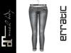 erratic / swift - jeans / slate (maitreya)