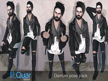 Quar store - Demian pose pack (Wear me)