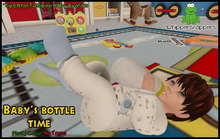 ! Whippersnappers ! - Baby's bottle time