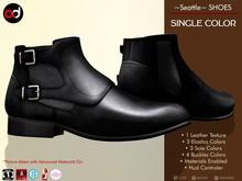 A&D Shoes -Seattle- Ebony