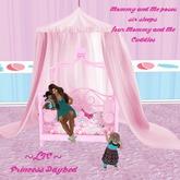 ~LTC~Princess Day Bed Box