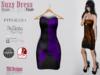 Suzy dress puzzle purple