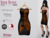Suzy Dress Puzzle Orange