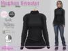 Meghan sweater knit grey
