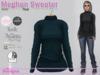 Meghan Sweater Knit Teal