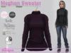 Meghan Sweater Knit Violet
