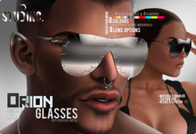 [STUD INC.] - Orion Glasses (ADD ME TO UNPACK)