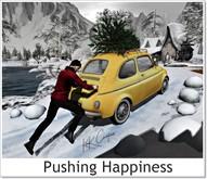 Pushing Happiness