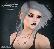 .HW. America - Necklace (wear)