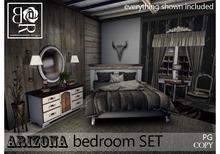 SPECIAL MP PRICE [BR] Arizona Bed Set Bag