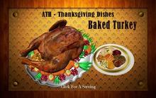 ATH Baked Turkey