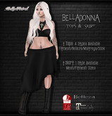 .HW. BellaDonna .Skirt. (wear)