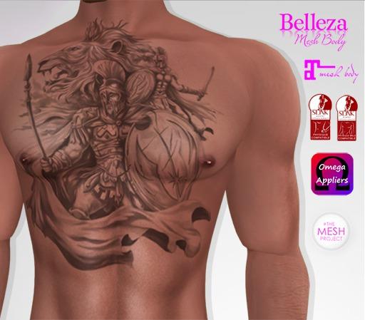 TSB ::: Tattoo centaurs
