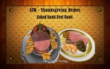 ATH Baked Roast Beef