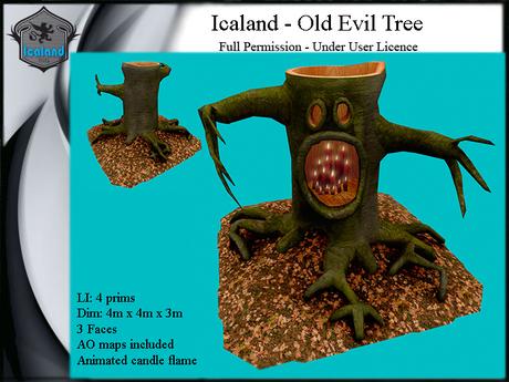 Icaland - Old Evil Tree FP